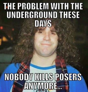 kill posers