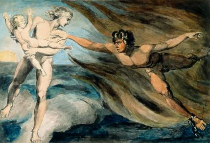 william blake good and evil